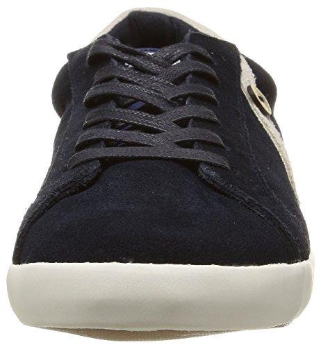 Faguo Spruce, Baskets mode homme Bleu (Navy/Chalk)