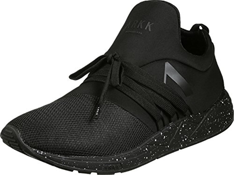 Arkk Raven Schuhe all black spray