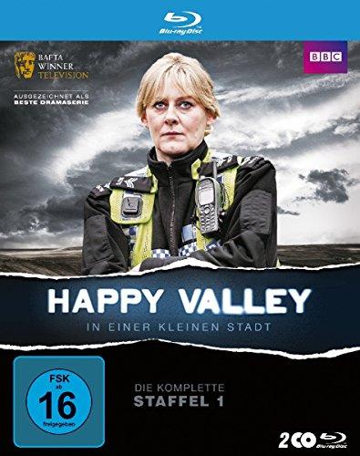 Happy Valley - In einer kleinen Stadt - Staffel 1 [Blu-ray]