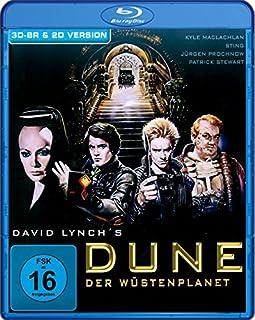 Dune - Der Wüstenplanet (inkl. 2D-Version) [3D Blu-ray]