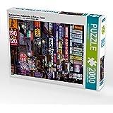 Rotlichtviertel Kabukicho in Tokyo, Japan 2000 Teile Puzzle quer (CALVENDO Orte)