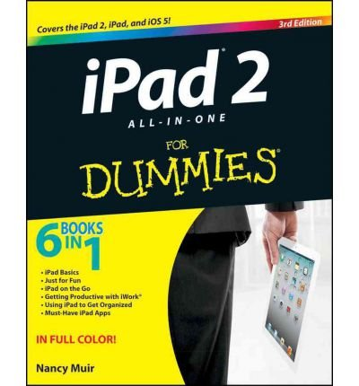 iPad 2 All-in-one For Dummies (For Dummies (Lifestyles Paperback)) (Paperback) - Common