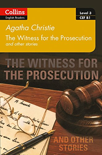 Witness for the Prosecution and other stories: B1 (Collins Agatha Christie ELT Readers) por Agatha Christie