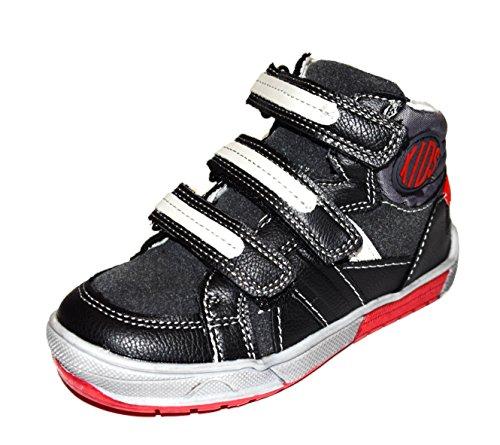 f眉r trendige Gr in Schwarz Schwarz und 30 Jungen 25 stylische Sneaker TMY ISqEA