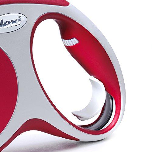 flexi-VARIO-Cord-Medium-8-m-Red