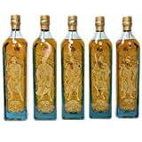 Johnnie Walker Blue Label Chinese Mythology Collection (5 x 1l)