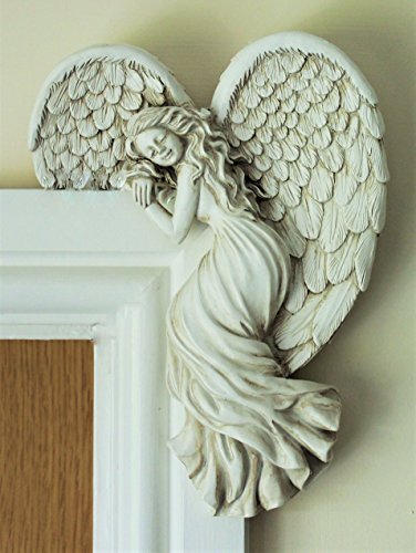 Door Frame Angel Wall Sculpture ...