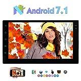 """Eincar 2 DIN autoradio Multimedia Player 7"""" con 1024 * 600 Android / 4G WIFI SWC OBD2 DAB + Cam-in 1080p Video Bluetooth 7.1 Octa Nucleo 2GB Radio GPS + 32GB Car Supporto Navi specchio collegamento 3G Touch Screen"""