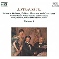 Strauss II, J.: Waltzes, Polkas, Marches And Overtures, Vol. 1