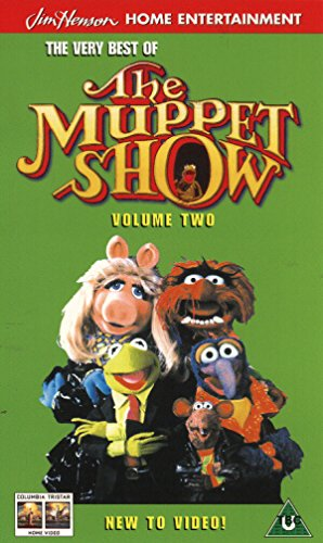 Very Best of the Muppet Show Vol 2 [VHS] (Muppet Show Beste)