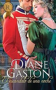 El escándalo de una noche par Diane Gaston
