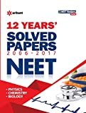 #8: 12 Years' Solved Papers CBSE AIPMT & NEET
