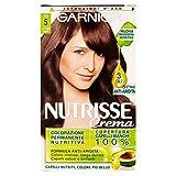 Garnier Nutrisse Colorazione Permanente Nutritiva, 5 Castano Chiaro