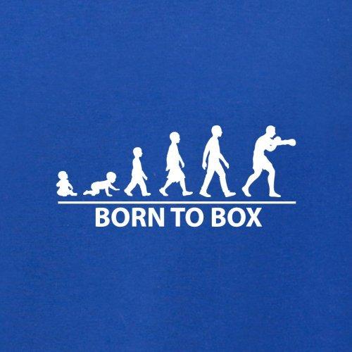 Born to Box - Damen T-Shirt - 14 Farben Royalblau