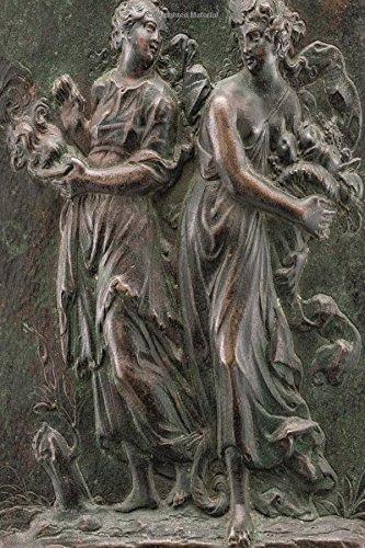 Journal German 17th Century Bronze Sculpture Classic Artwork: (Notebook, Diary, Blank Book) (Classic Journals Notebooks Diaries) - Skulptur Bas Relief