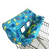 Per couvertures pour Panier pour bébés Enfants Fundas pour sièges de Voiture Sac à provisions Multifonctionnel pour supermarché