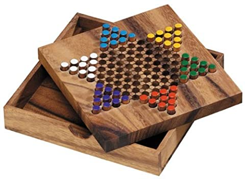 Dames Chinoises - Logica Giochi art. DAMES CHINOISES en bois