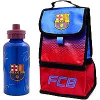 Barcelona verblasst Design Lunch Bag und Aluminium Signatur Wasser Flasche Combo preisvergleich bei kinderzimmerdekopreise.eu