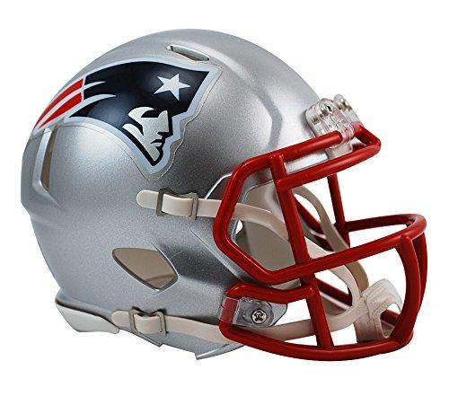 NFL Riddell Football Mini-Helm New England Patriots