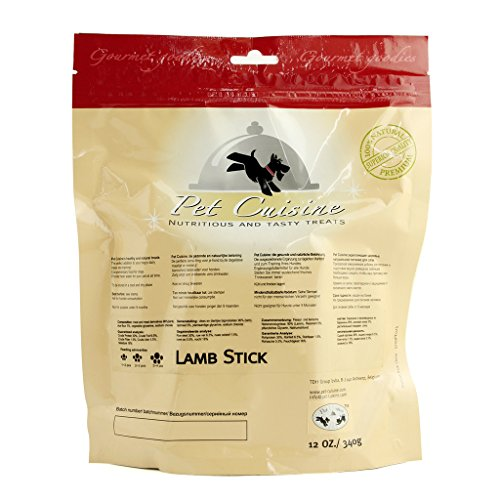 Pet-Cuisine-Premium-Dog-Treats-Puppy-Chewy-Snacks-Lamb-Jerky-Sticks-340g