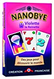 Apicoove APICOOVE3760002230696Violette la Reinette Nanobye Game in Blister