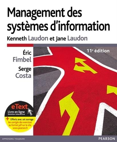 Management des systmes d'information 11e dition + eText