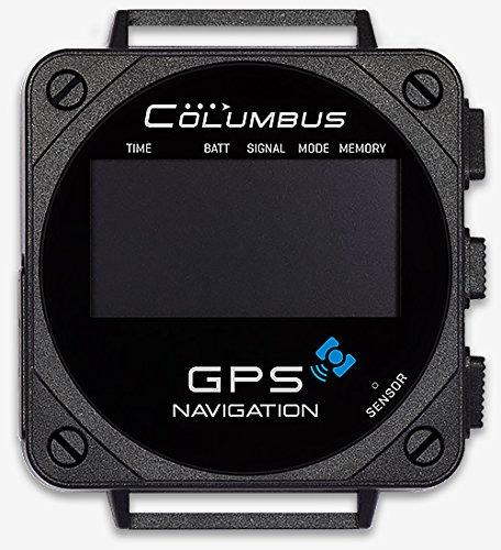 Columbus, V-1000, GPS MTK 3339 Chip, POI Navigation, software per Windows, Mac OS & Linux, altimetro