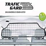 TraficGard VW Golf 6 Variant Kombi Bj: 2008 - 2013, Trenngitter / Hundegitter / Gepäckgitter (TGN-S)