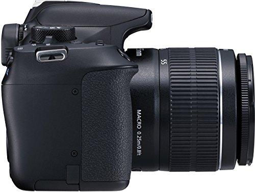 Canon EOS 1300D Digitale Spiegelreflexkamera (18 Megapixel - 5