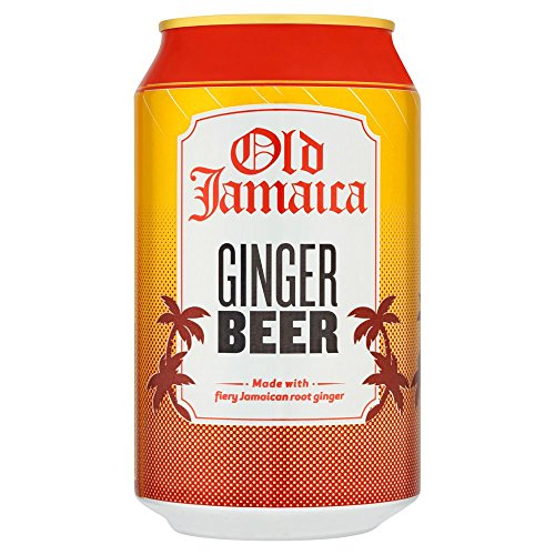 Old Jamaica Ginger Beer 330ml (Pack di 24x 330ml)