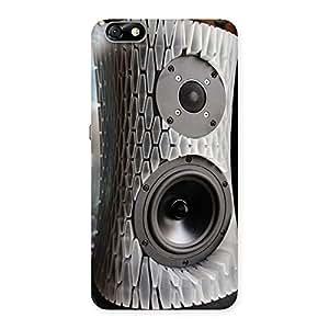 Impressive Aqua Speaker Back Case Cover for Honor 4X