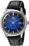 Orient FAC08004D0 - Reloj de Pulsera para Hombre, Azul/Negro