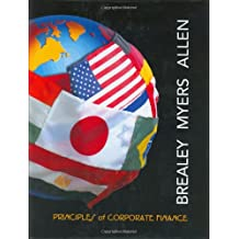 Principles of Corporate Finance + Student CD + Ethics in Finance PowerWeb + Standard and Poor's: WITH Student CD WITH Ethics in Finance PowerWeb AND Series in Finance, Insurance, and Real Est