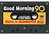 Magnet 8,5x5,5 cm +++ LUSTIG von modern times +++ GOOD MORNING +++ MODERN TIMES bizarrverlag