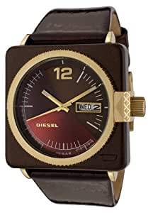 Diesel analogique Brown Place Brown Dial DZ5188 Montre unisexe #