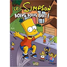 Les Simpson, Tome 5 : Boing Boing Bart !