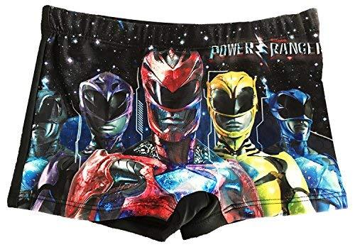 Kinder Power Rangers Schwimmen Kostüm / Swim Short. (4 Jahre (104 cm), ()