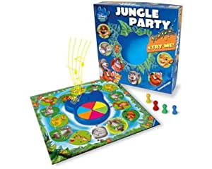 Ravensburger - Jeux Enfants - Jungle Party animal friends