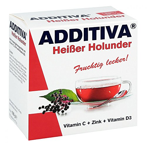 Additiva Heißer Holunder, 100 g