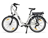 Fitifito CT26 Amsterdam Elektrofahrrad Citybike E-Bike...
