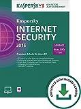 Kaspersky Internet Security 2015 Upgrade - 5 PCs [Download]