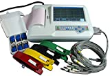 Denshine Portable Digital 6-channel Electrocardiograph ECG Machine EKG Machine with