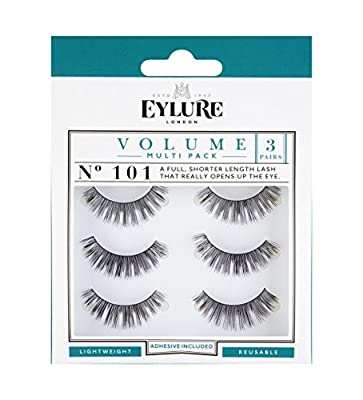 Eylure Volume Lashes No.101 Multi Pack