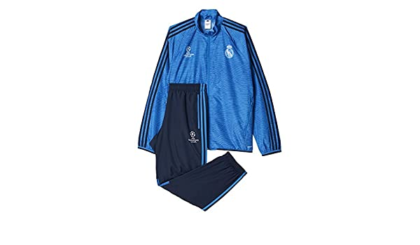 a2c646a04c8 adidas Real Madrid CF EU PR SU Survêtement  Amazon.fr  Chaussures et Sacs