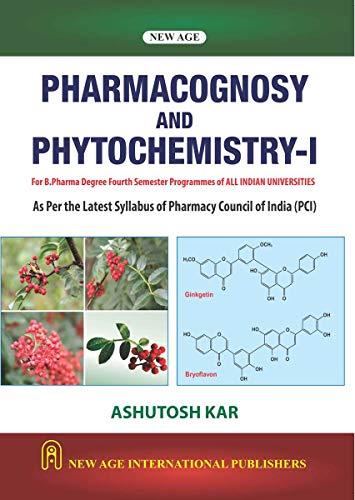 Pharmacognosy And Phytochemistry-I