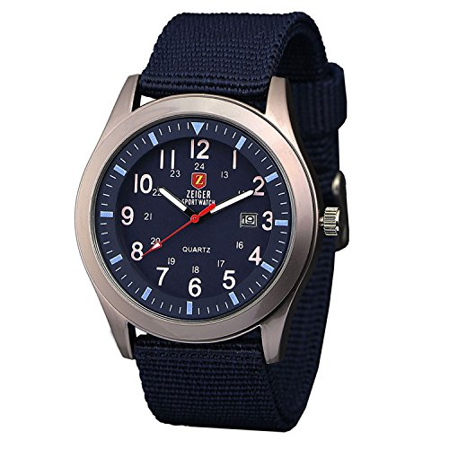 zeiger-military-men-watches-analogue-quartz-date-watch-for-man-navy-blue-nylon-band-sport-wristwatch