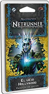 Fantasy Flight Games Android Netrunner LCG - El Viejo Hollywood, Juego de Cartas (Edge Entertainment EDGADN27)