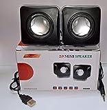 Hipersong HS900 Usb 2.0 Mini Speaker (Bl...