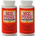 2x Mod Podge Gloss 16oz Sealer Finish...