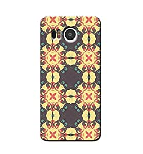 PATTERN 09 BACK COVER FOR GOOGLE NEXUS 5X